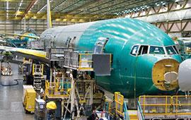 Uçak ve Uydu sanayileri